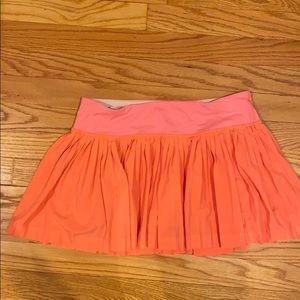 tennis skirt lulu